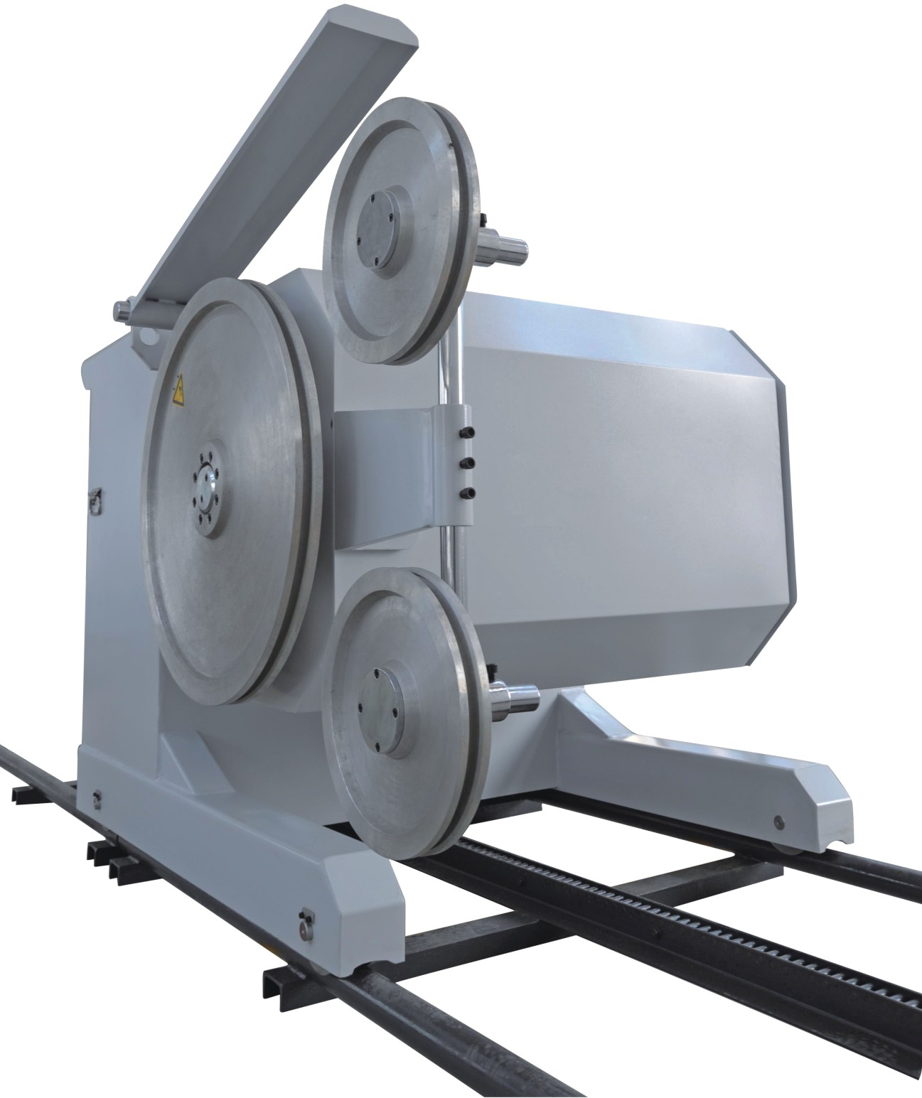 37/45/55/75/90KW Diamind Wire Saw Cutitng Machine for Quarry